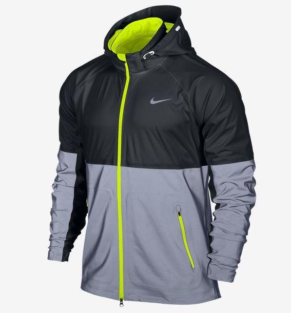 Nike running windbreaker