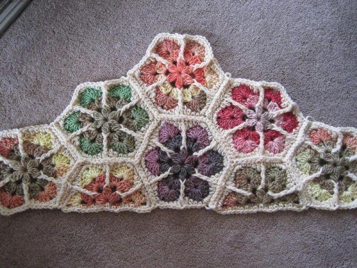 Modern Blanket of Flowers