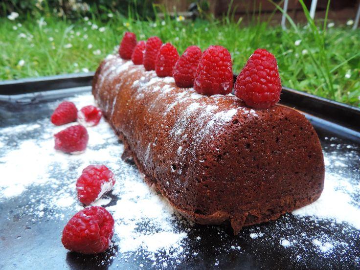 Cake choice framboises!