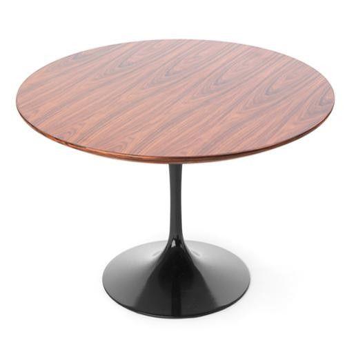 Saarinen Table Ø110 Rosewood (50%)