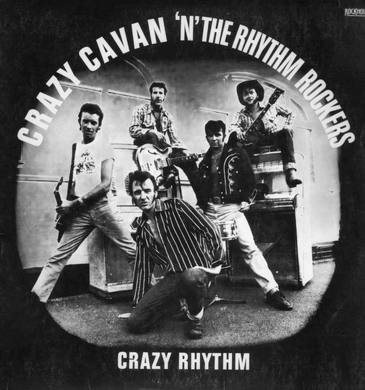 Crazy Cavan n The Rhythm Rockers