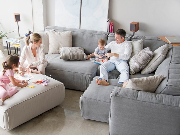 Soft sofa - AJAR furniture and design
