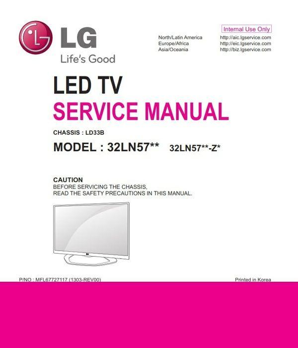 Lg Repair Diagram - Wiring Diagrams List