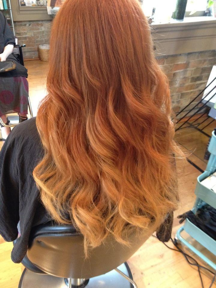 My ombré hair! I want this back again