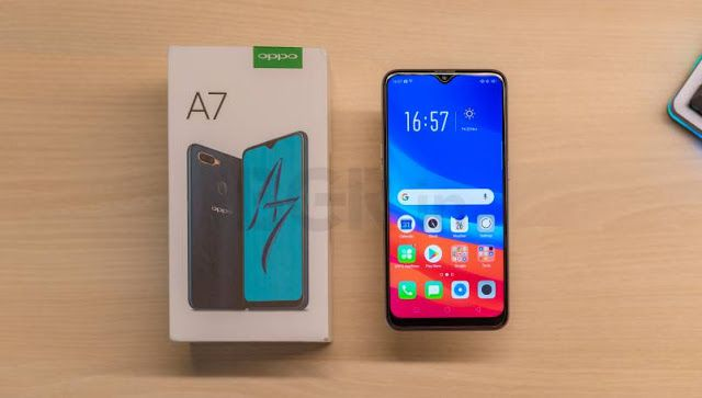 Oppo A7 3GB RAM Variant: Price, Specifications | oppo a7 in
