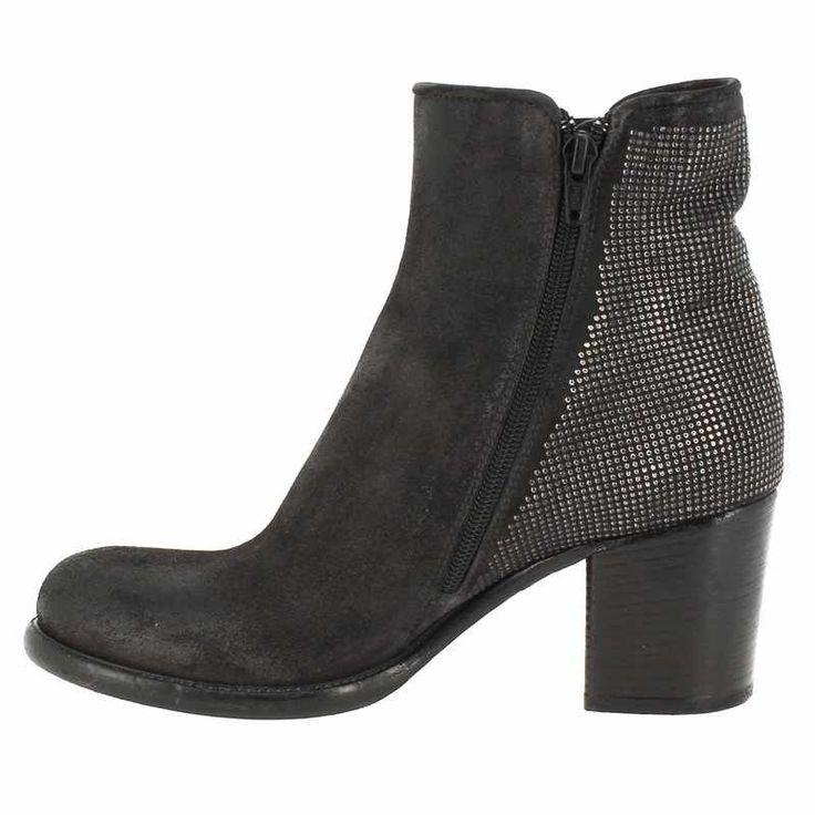 Chaussure Fru.it 1554 Gris 4451602 pour Femme | JEF Chaussures