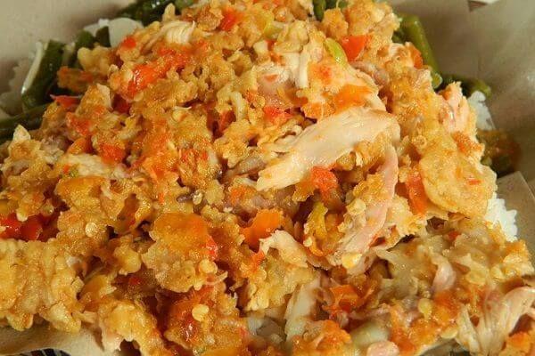 Cara Membuat Ayam Geprek Sambal Bawang Istimewa Resep Ayam Resep Resep Masakan