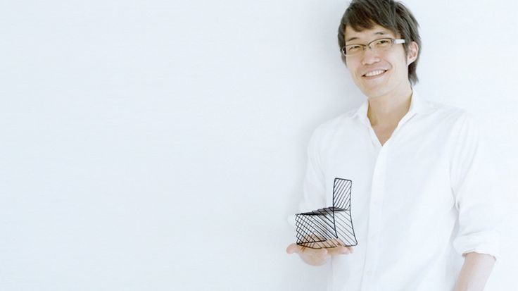 Oki Sato MAISON&OBJET designer of the year 2015 #MO15 #Designer #Design #MAISON&OBJET #AWARD