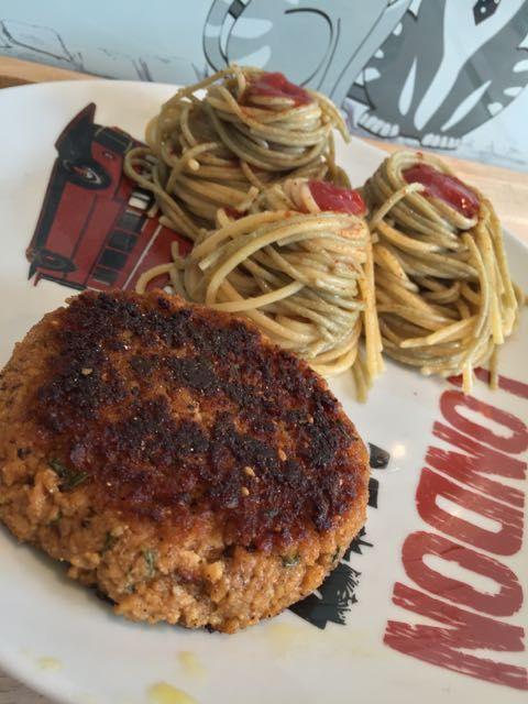 Steaks végétaux au protéines de soja | Tambouille & Délices