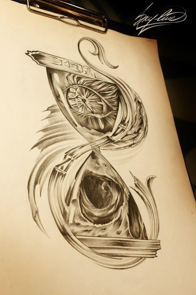Только эскизы тату / Татуировка / Sketch tattoo | ВКонтакте