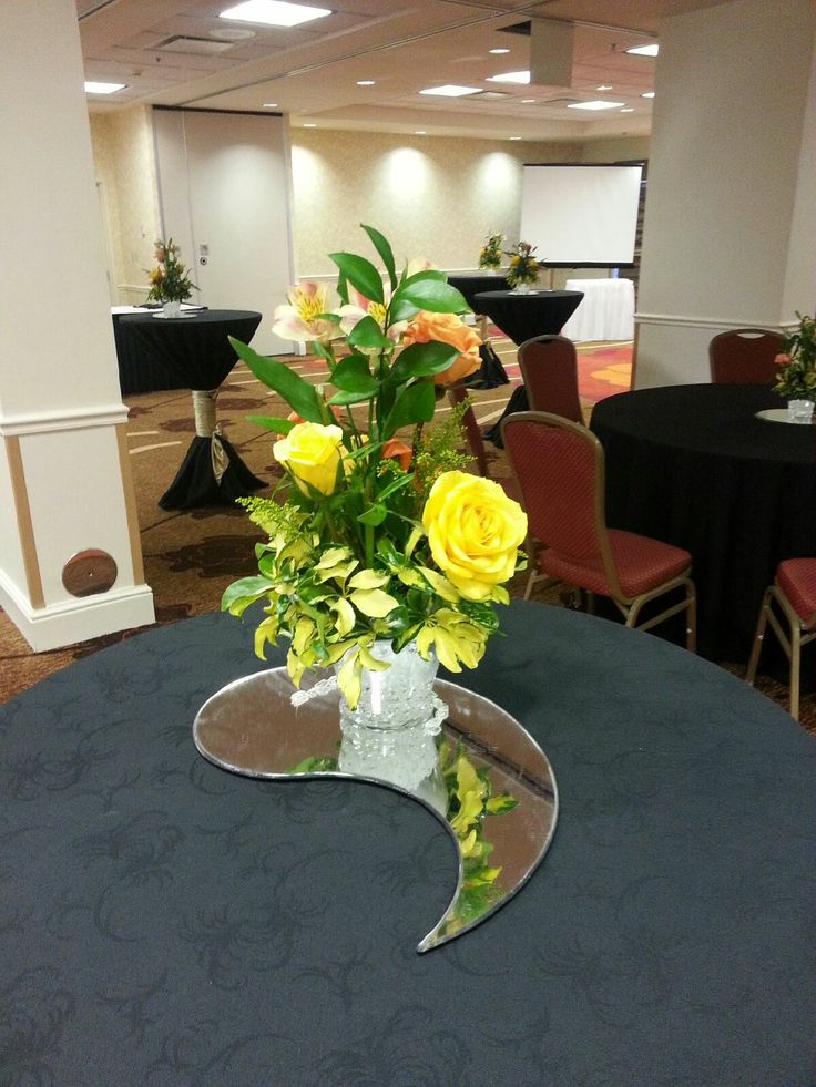 Cocktail table centerpiece reception decorations pinterest cocktail tables table Coffee table centerpiece
