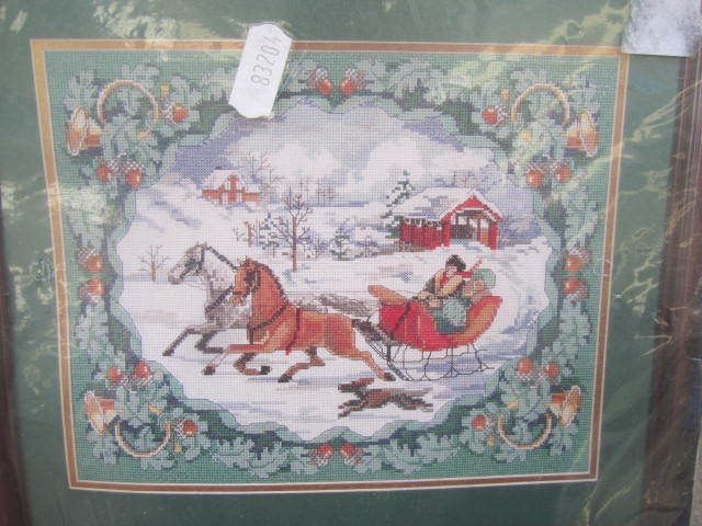 SeeSallySew.com - To Grandmother's House We Go Bucilla Cross Stitch Kit 83700 Needlework , $32.00 (http://stores.seesallysew.com/to-grandmothers-house-we-go-bucilla-cross-stitch-kit-83700-needlework/)