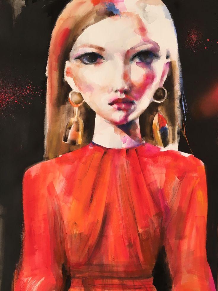 showstudio: Ulyana Sergeenko by Suzy Platt