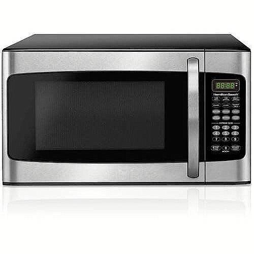 Microwave Oven 1.1 Cu For Kitchen With Digital Countertop New                    #DealsToaday