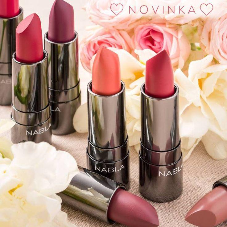 Hydratačný matný rúž Diva Crime od talianskej značky NABLA, musíte mať jednoducho vo svojej kozmetickej zbierke!