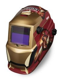 K2947-1 VIKING™ Iron Man Welding Helmet | Lincoln Electric