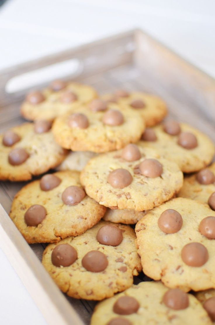 Cookies con cacahuete www.lacocinitqcupcakes.com