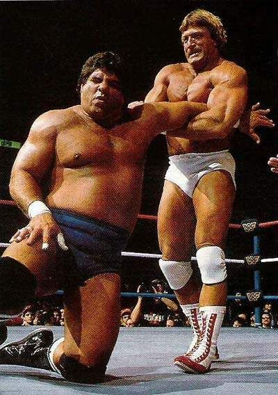 Paul Orndorff vs. Don Muraco