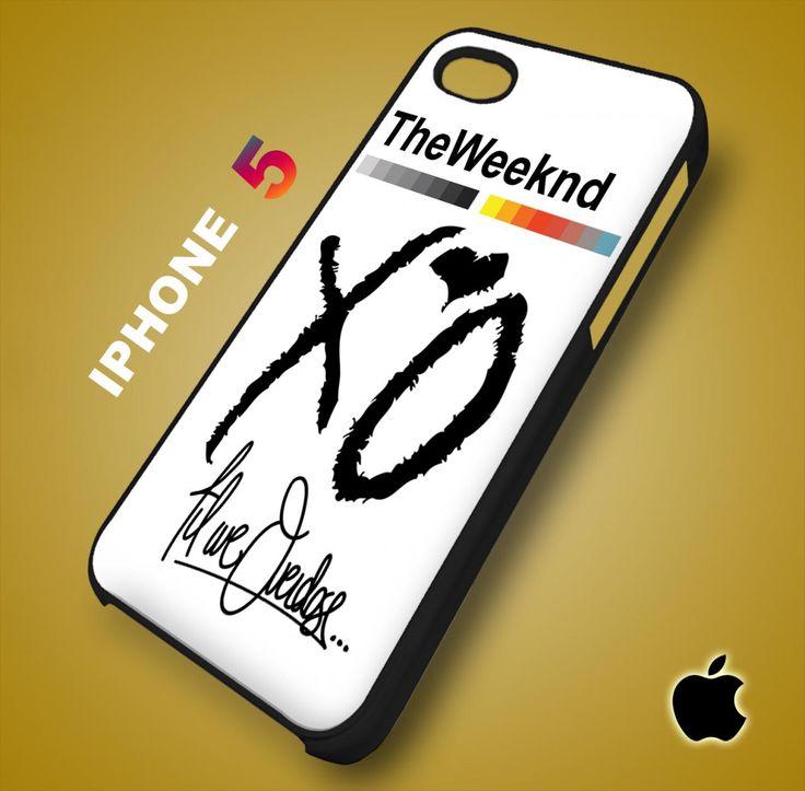XO The Weekend Drake Ovoxo iPhone 5 Case Durable Plastic