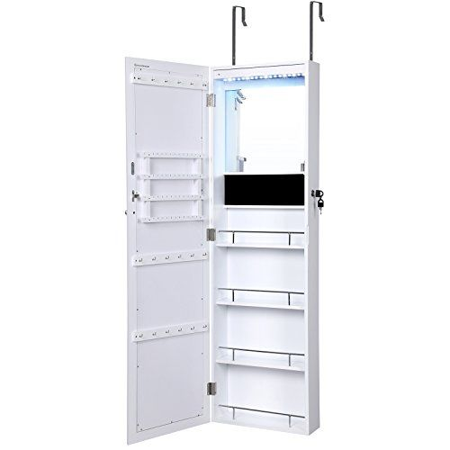 SONGMICS Lockable Jewelry Cabinet Wall Door Mounted Makeu... https://www.amazon.com/dp/B01FVI12QQ/ref=cm_sw_r_pi_dp_x_q4foybACAMKTE