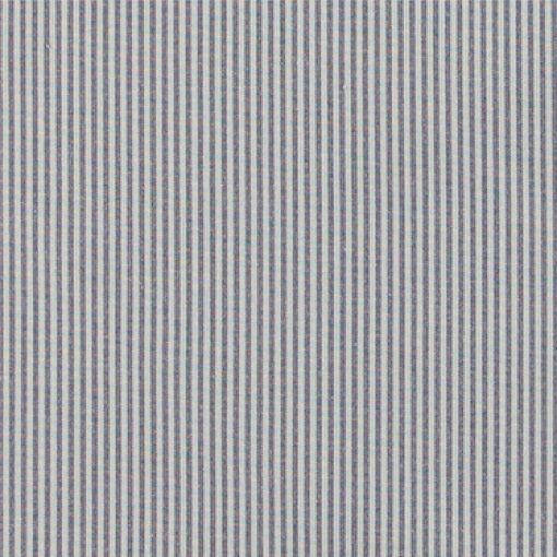 Garnfarget grå stripet