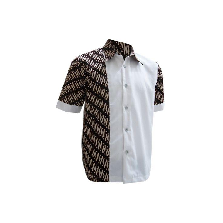 NOAH HM-1945  #kemejabatikmedogh  http://medogh.com/baju-batik-pria/kemeja-batik-pria