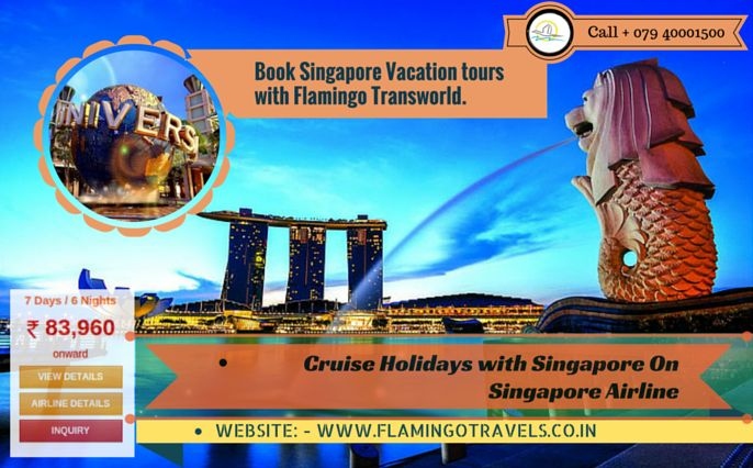 #Singapore #tour packages at #cheap price