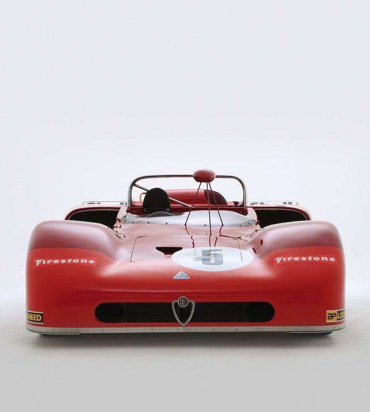 1970 ALFA ROMEO TIPO 33/3 (Photo Credits: Courtesy of RM Auctions)