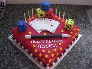 Magic Themed Birthday Cake