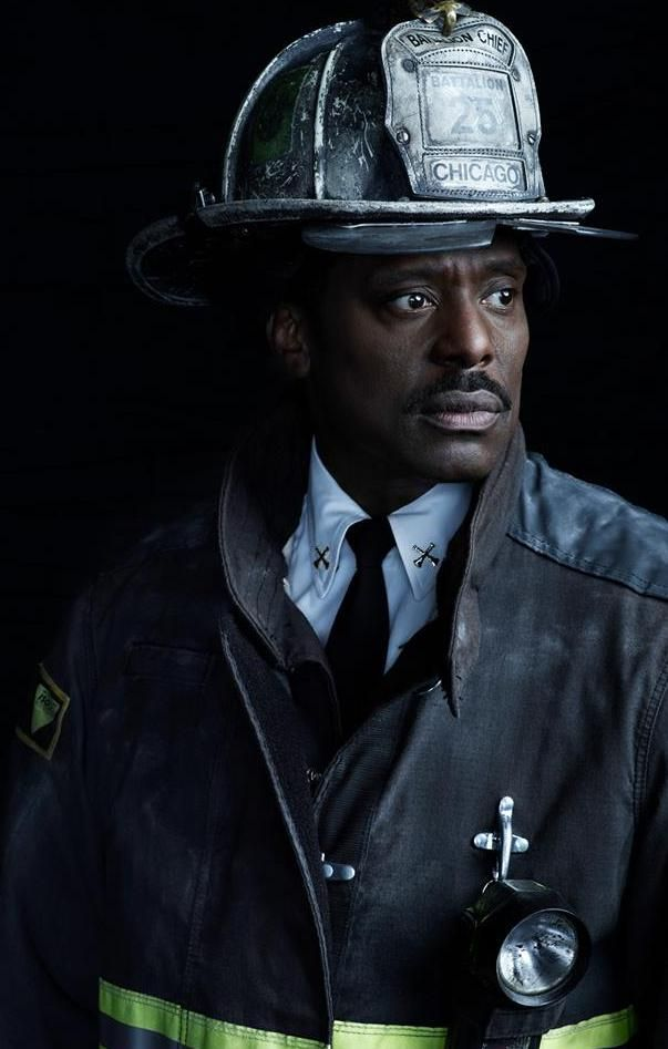 Chicago Fire: Chief Boden....getting serious. | Shared by LION