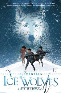 Ice Wolves by Amie Kaufman – A Big Hit! – The Bookbubble