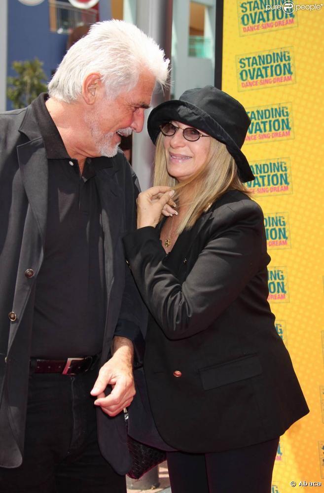 Barbra+Streisand+party | Accueil / Barbra Streisand / Barbra Streisand et son mari James Brolin ...