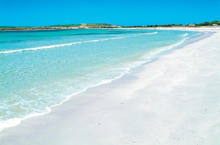 Spiaggia Putzu Idu- Sardegna