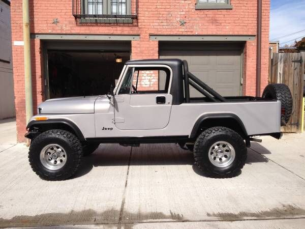 jeep scrambler silver - Google Search