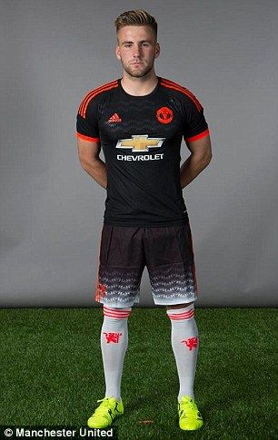 Young left back Luke Shaw has started well this August