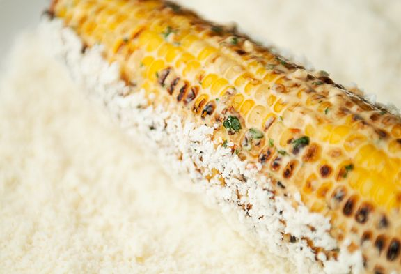 Mexico City Style Roasted Corn with Chipotle Mayonnaise Mexicans Style ...