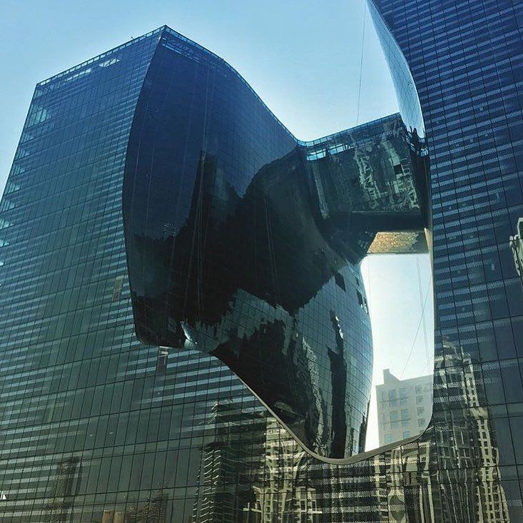 """Zaha Hadid Architects: """"ICYMI: The Opus, Dubai wins a Middle East Architect Award. Recognising the best projects and…"""""""