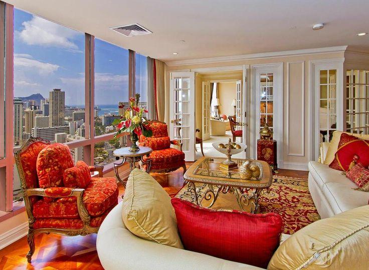 Luxury Home Magazine Hawaii Homes RealEstate Views GlassWalls Interior Dream DesignHonolulu