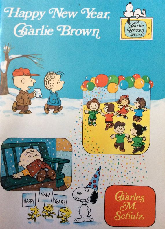 Happy New Year Charlie Brown Quotes: 125 Best Peanuts Books Images On Pinterest