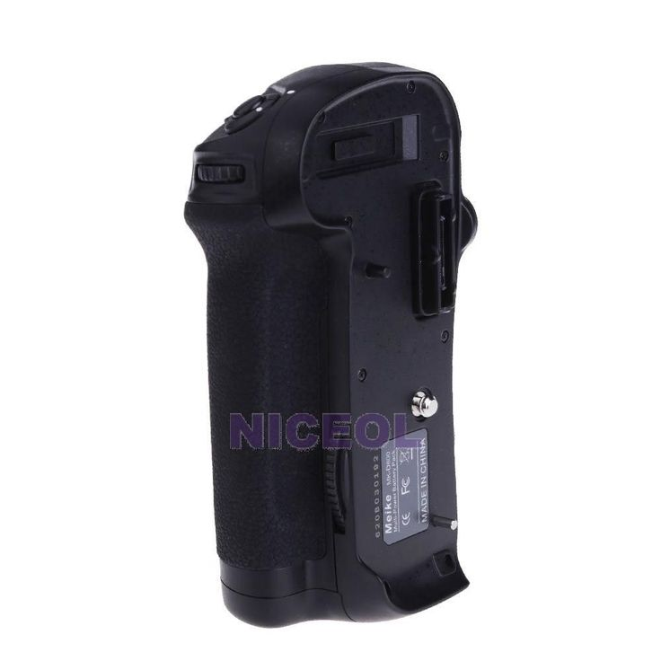 Meike Vertical Multi-Power Camera Battery Hand Grip for Nikon DSLR D800