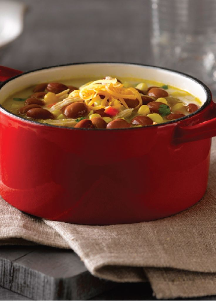 ... How about Chili? on Pinterest | Meatless chili, Kidney beans and Chili