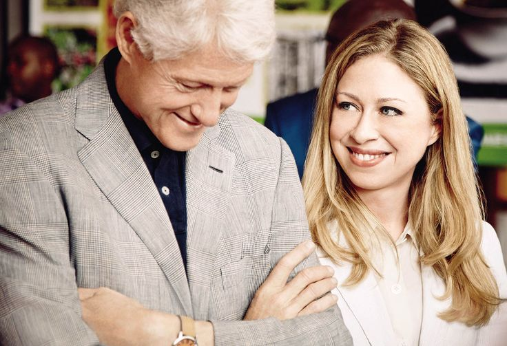 Chelsea Clinton's Clinton Foundation Role, NBC Stint, and Rise to Power   Vanity Fair