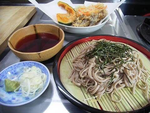 How to make Tempura soba  簡単めんつゆの作り方 Runnyrunny999 - makes me think of Okinawa summers
