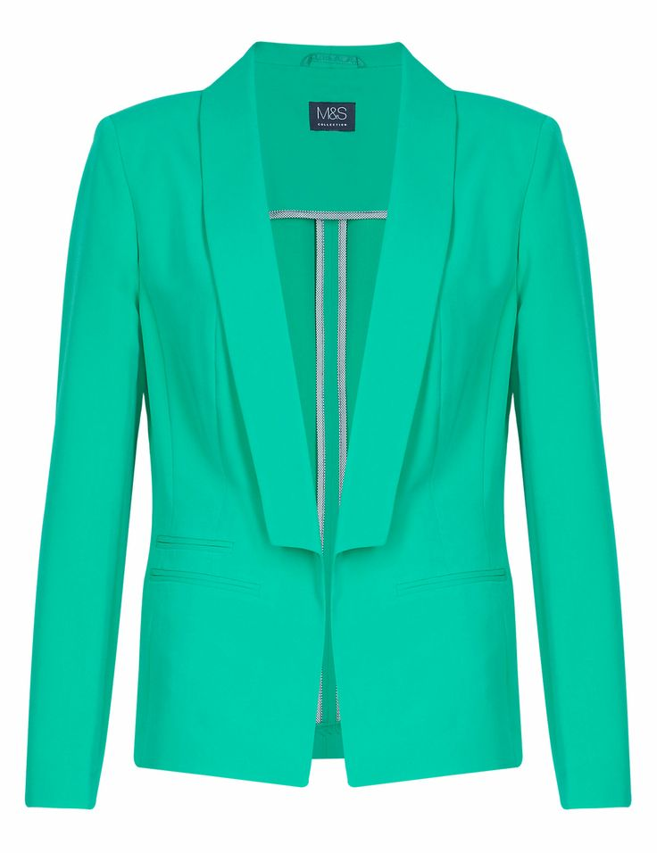 Shawl Collar Jacket | M&S