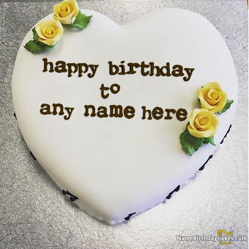 write name on New Special Birthday Cake For Best Friends Birthday Wish picture