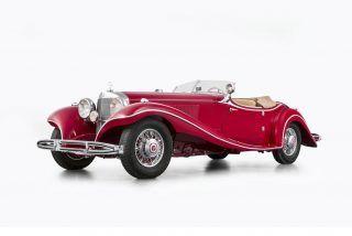 Mercedes-Benz 500 K Roadster – 1935