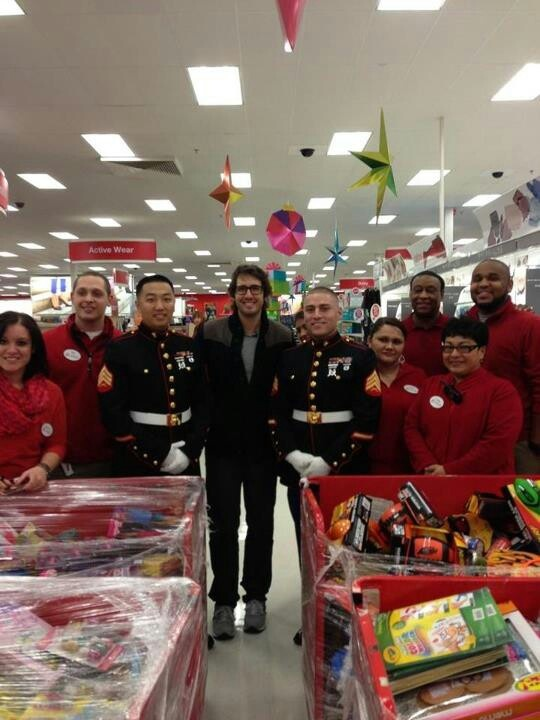 Toys For Tots Foundation Headquarters : Best images about josh groban on pinterest