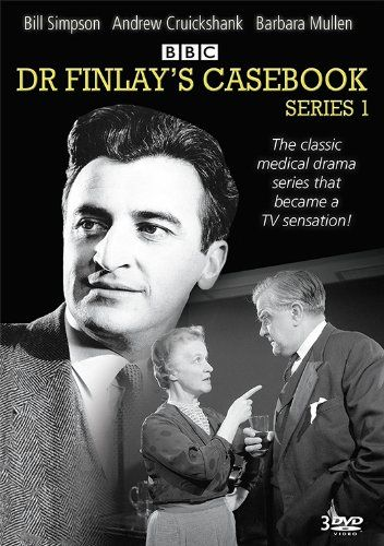 Dr Finlay's Casebook: The Complete BBC Series 1 DVD: Amazon.co.uk: Bill Simpson, Andrew Cruickshank, Barbara Mullen, Eric Woodburn, Effie Mo...