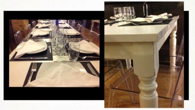 Comiendo entre decorados..!!! by Open Bloggers Food&Wine Tarragona 2014