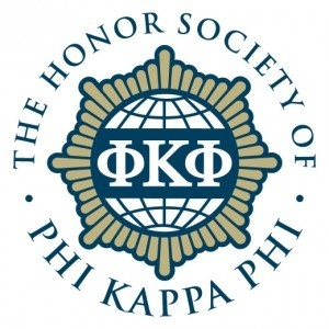 I am the proud girlfriend of a Phi Kappa Phi Honor Society member! RJ is among an elite few who get chosen every year. SO PROUD!!!!!! He inspires me daily to achieve my dreams and work hard.